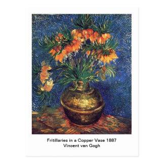 梵高, Vincent van Gogh Briefkaart