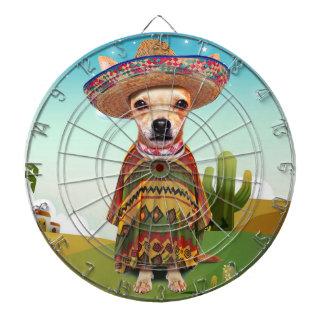 000 Mexicaan Dartbord