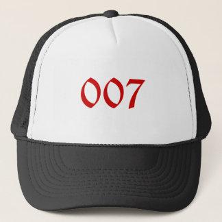 007 TRUCKER PET