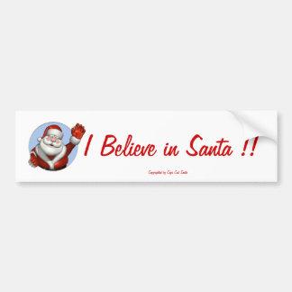 097, Santa#1, 508-685-1124, CapeCodSanta.com Bumpersticker