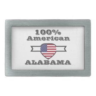 100% Amerikaan, Alabama Gesp