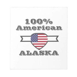 100% Amerikaan, Alaska Kladblokken