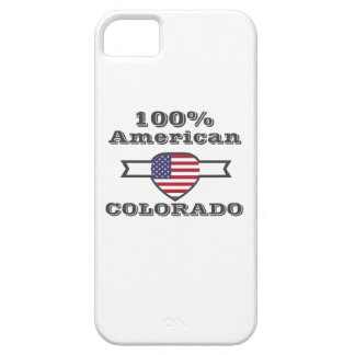 100% Amerikaan, Colorado Barely There iPhone 5 Hoesje