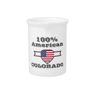 100% Amerikaan, Colorado Pitcher