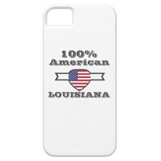 100% Amerikaan, Louisiane Barely There iPhone 5 Hoesje