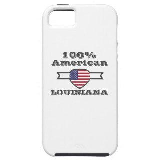 100% Amerikaan, Louisiane Tough iPhone 5 Hoesje
