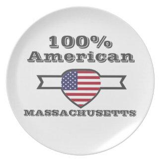 100% Amerikaan, Massachusetts Bord