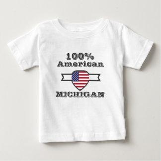 100% Amerikaan, Michigan Baby T Shirts