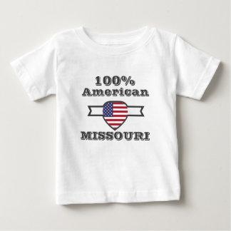 100% Amerikaan, Missouri Baby T Shirts
