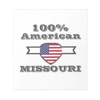 100% Amerikaan, Missouri Kladblokken