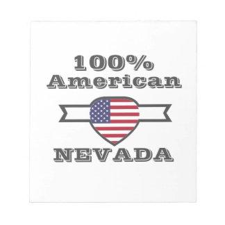 100% Amerikaan, Nevada Kladblokken