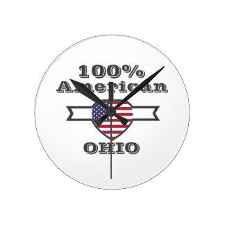 100% Amerikaan, Ohio Ronde Klok