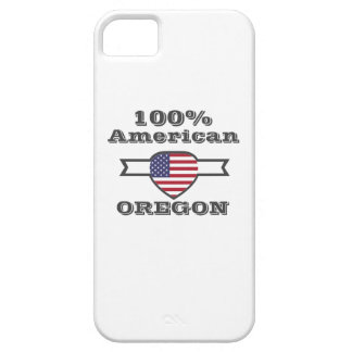 100% Amerikaan, Oregon Barely There iPhone 5 Hoesje