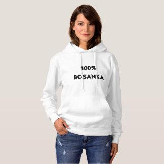 100% Bosanka Hoodie