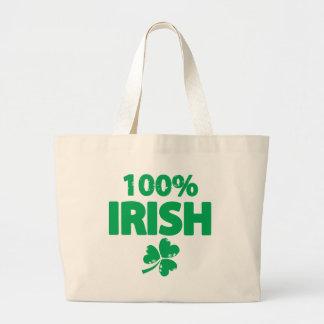 100% het Iers Grote Draagtas