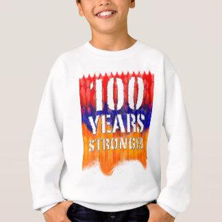 100 het jaar Sterkere Armeense Sweatshirt van de