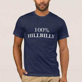 100 percenten Hillbilly T Shirt