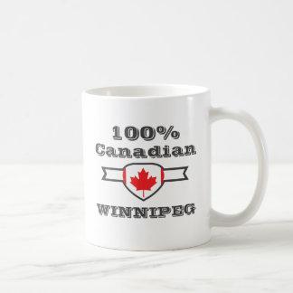 100% Winnipeg Koffiemok