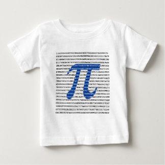 1018 cijfers van pi baby t shirts