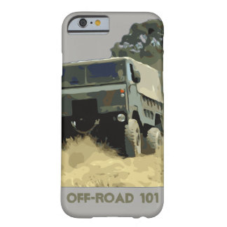 101 voorwaartse Controle Barely There iPhone 6 Hoesje