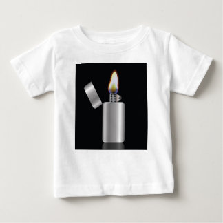 104Lighter _rasterized Baby T Shirts