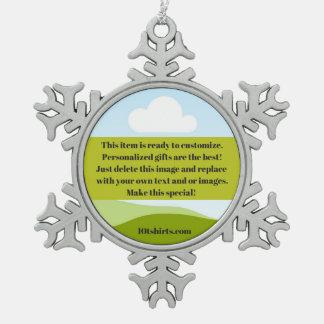 10tshirts.com klaar om ornament te personaliseren