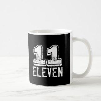 11:11 Grappige 11 Elf Koffiemok