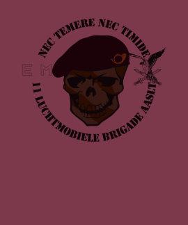 11 Infbat Garde Jagers Luchtmobiele Brigade AASLT Shirt