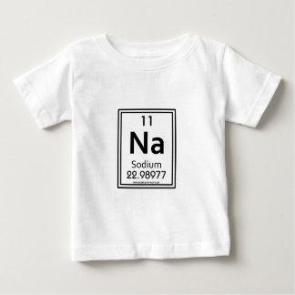 11 natrium baby t shirts