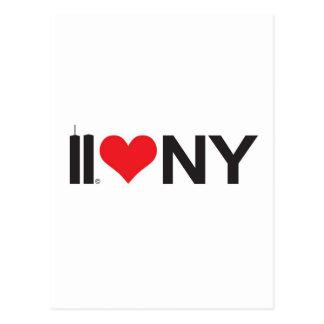 11 september TweelingNY van de Liefde van Torens Briefkaart