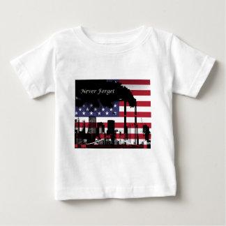 11 september vergeet nooit t-shirt
