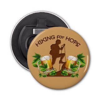 (11) Wandelend voor de Flesopener van de Hop Button Flesopener