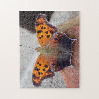 11x14 het Raadsel van de Foto van de vlinder met Foto Puzzels