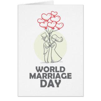 12 Februari - de Dag van het Huwelijk van de Briefkaarten 0