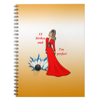 12 stakingen en ik ben Perfecte #2 Notitieboek