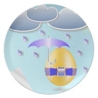 146Easter Egg_rasterized Melamine+bord