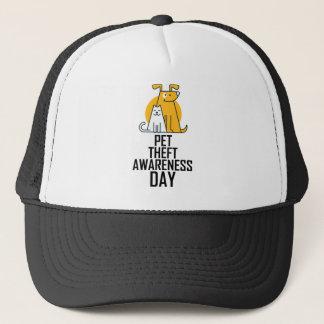 14 Februari - de Dag van de Voorlichting van de Trucker Pet