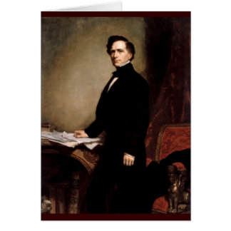 14 Franklin Pierce Briefkaarten 0