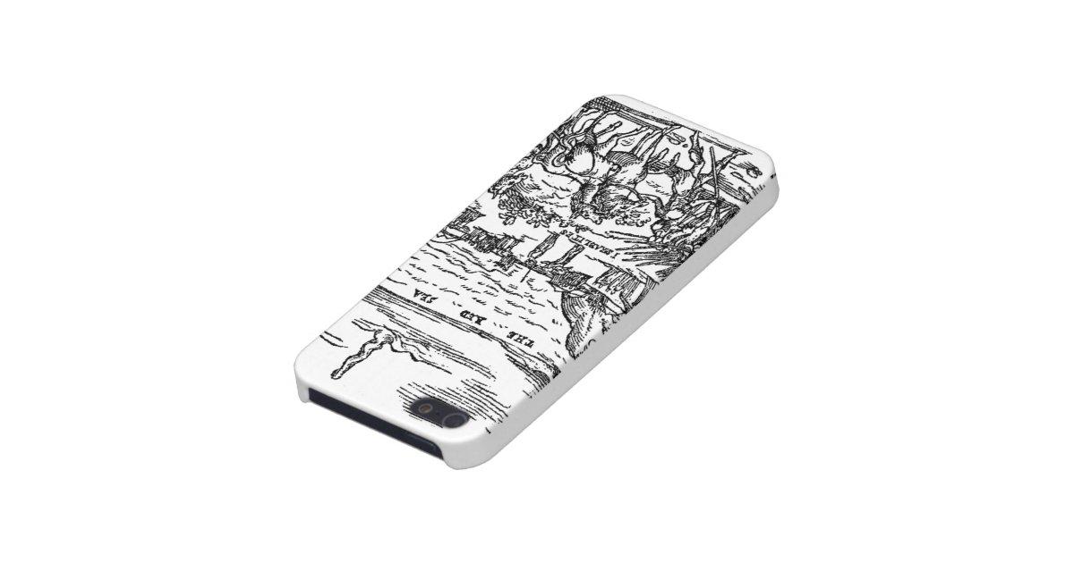 1560 het rode zee van de bijbel van gen u00e8ve iphone 5 case
