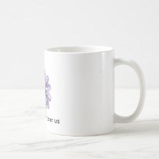 1587053, engelen hangen over ons koffiemok
