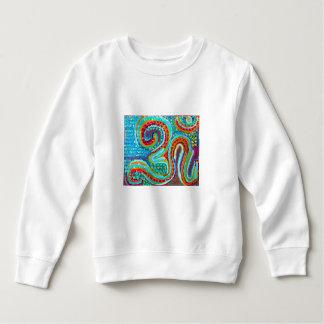 158 stijlen 255 MANTRA van kleurenOM de yogagift Kinder Fleece