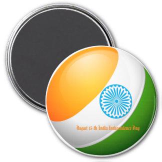 15 augustus de Dag van de Onafhankelijkheid van Magneet