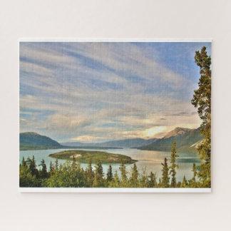 """16"""" x 20"""" Raadsel 520 stukken van Alaska landschap Legpuzzel"""