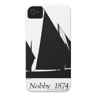 1874 Nobby - tony fernandes iPhone 4 Hoesje