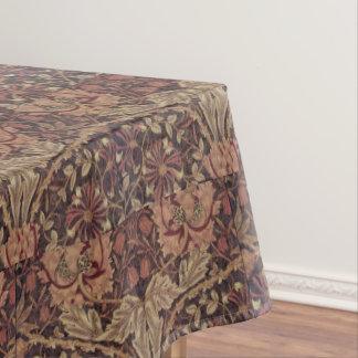 1876 de vintage Kamperfoelie van William Morris Tafelkleed