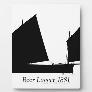 1881 de Logger van het bier - tony fernandes Fotoplaat