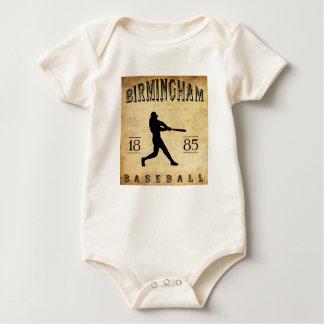 1885 het Honkbal van Birmingham Alabama Baby Shirt