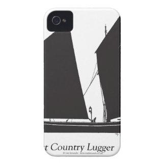 1887 West-landlogger - tony fernandes iPhone 4 Hoesje