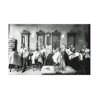 1890's Originele de Foto van de Winkel van de Canvas Afdruk