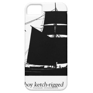 1891 Billyboy - tony fernandes Barely There iPhone 5 Hoesje